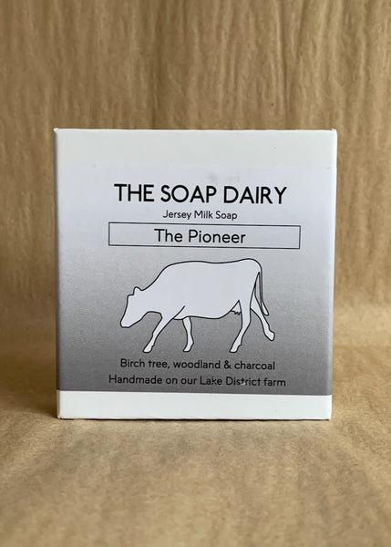 The Soap Dairy Handmade Jersey Milk Soap