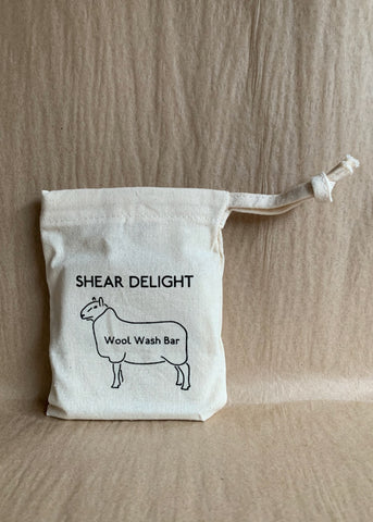 Shear Delight Wool Wash Bar