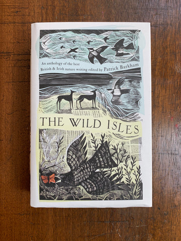 The Wild Isles edited by Patrick Barkham