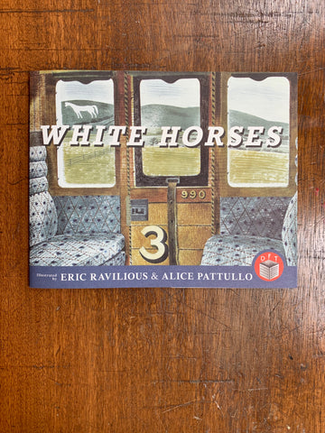 White Horses by Eric Ravilious & Alice Pattullo