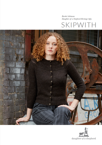 Skipwith Cardigan pattern