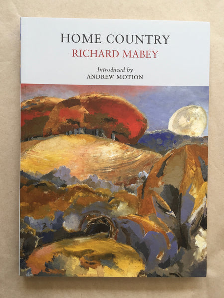 Home Country by Richard Mabey