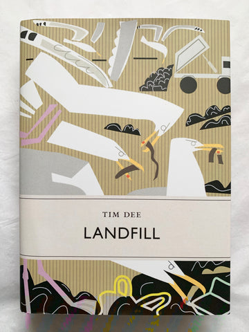 Landfill by Tim Dee (signed copies)