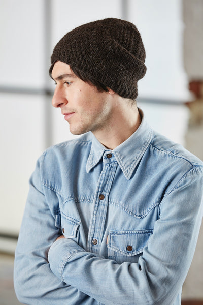 Forbes & Adam Hat Duo Pattern