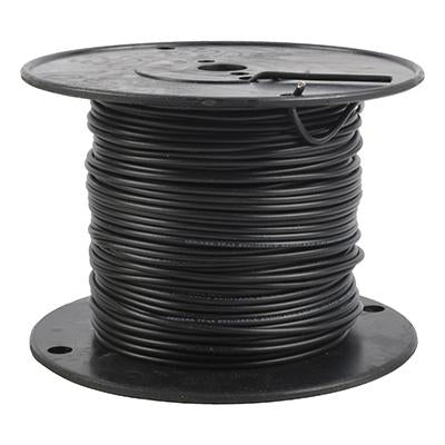 CARRETE CABLE THW-LS / THHW-LS 500MTS AWG 6 NEGRO - LUMIKON