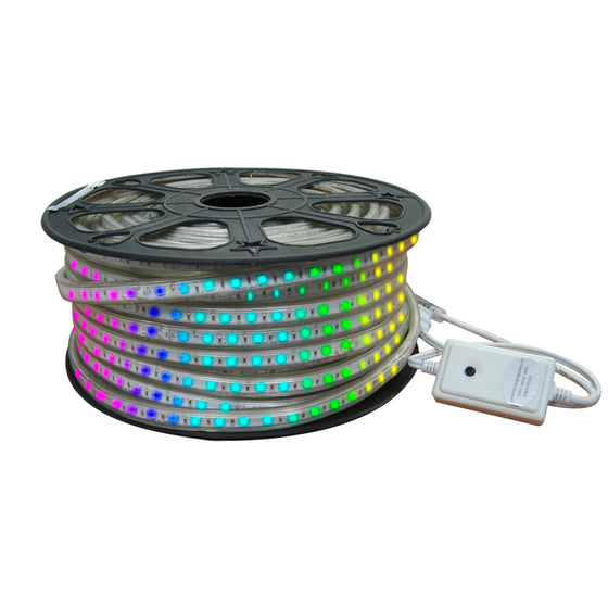 ROLLO DE LED RGB 50 METROS ATENUABLE