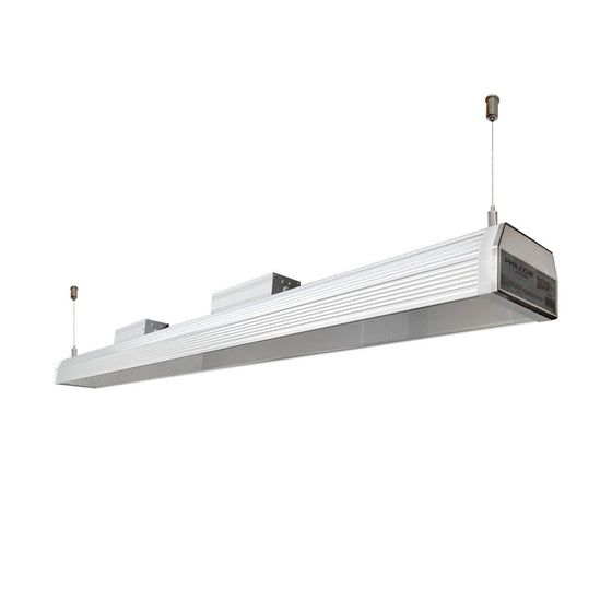 LÁMPARA LED WAREHOUSE INDUSTRIAL 120W TRANSPARENTE - LUMIKON