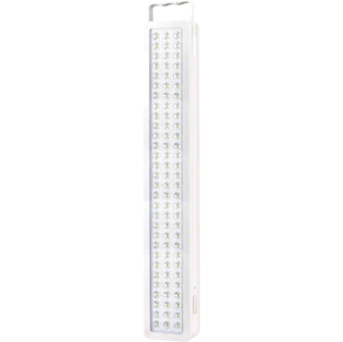 LÁMPARA DE EMERGENCIA 90 LEDS 6W RECARGABLE - LUMIKON