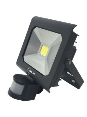 REFLECTOR LED 30W CON SENSOR DE MOVIMIENTO 6500K IP44 - LUMIKON