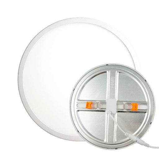Downlight Panel 20W bracket Ajustable - LUMIKON