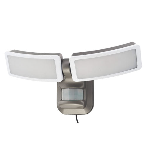 REFLECTOR LED DE SEGURIDAD 27W 6500K IP44 SENSOR DE MOVIMIENTO - LUMIKON