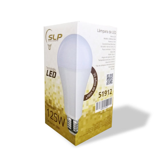 BULBO LED 20W 6500K E26 - LUMIKON