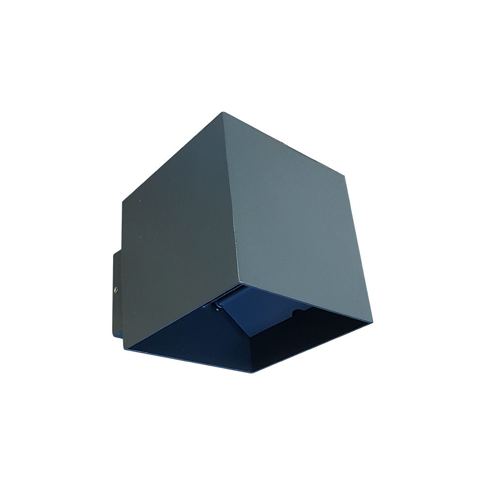 Arbotante LED BOX COB Bidireccional 6W - LUMIKON