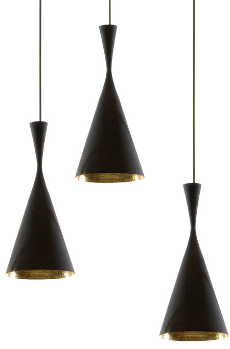 Lámpara Cónica Tom Dixon Réplica Base E26 - LUMIKON