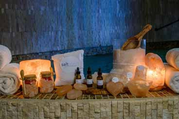 New Himalayan Salt Spa Services Company Launches at ISPA Conference