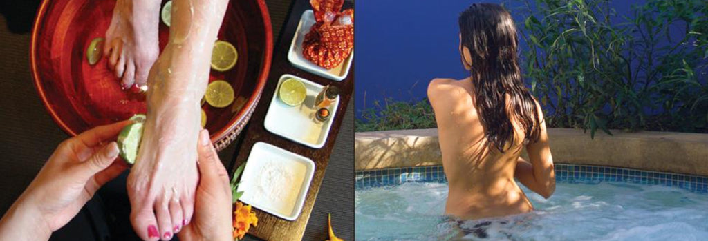 Sanctuary Camelback Mountain Resort & Spa Adds  Saltability Himalayan Salt Stone Massage to Spa Menu