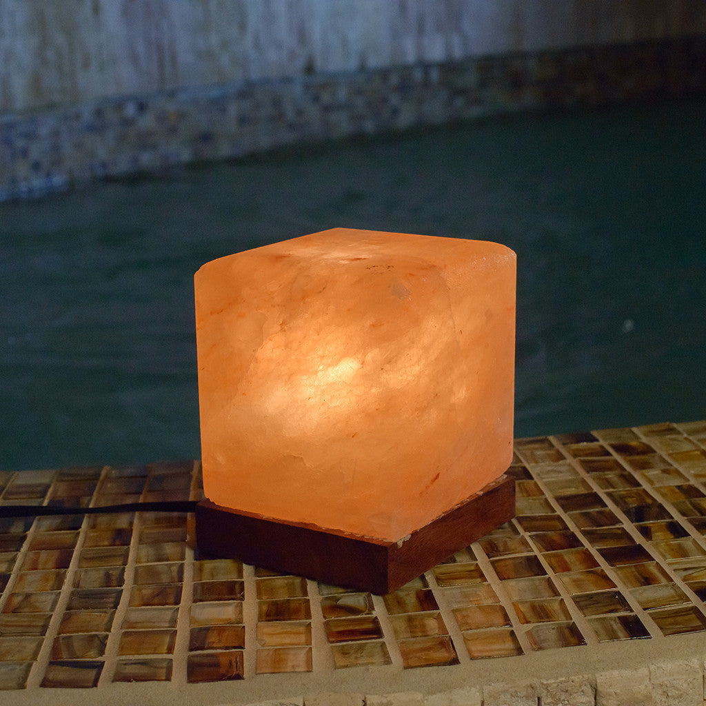 Boost Your Mood with a Himalayan Salt Lamp