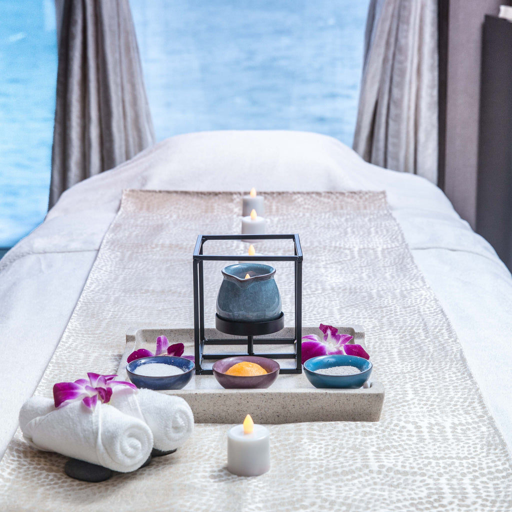 Saltability's Himalayan Salt Stone Massage Available on Asia's Dream Cruises