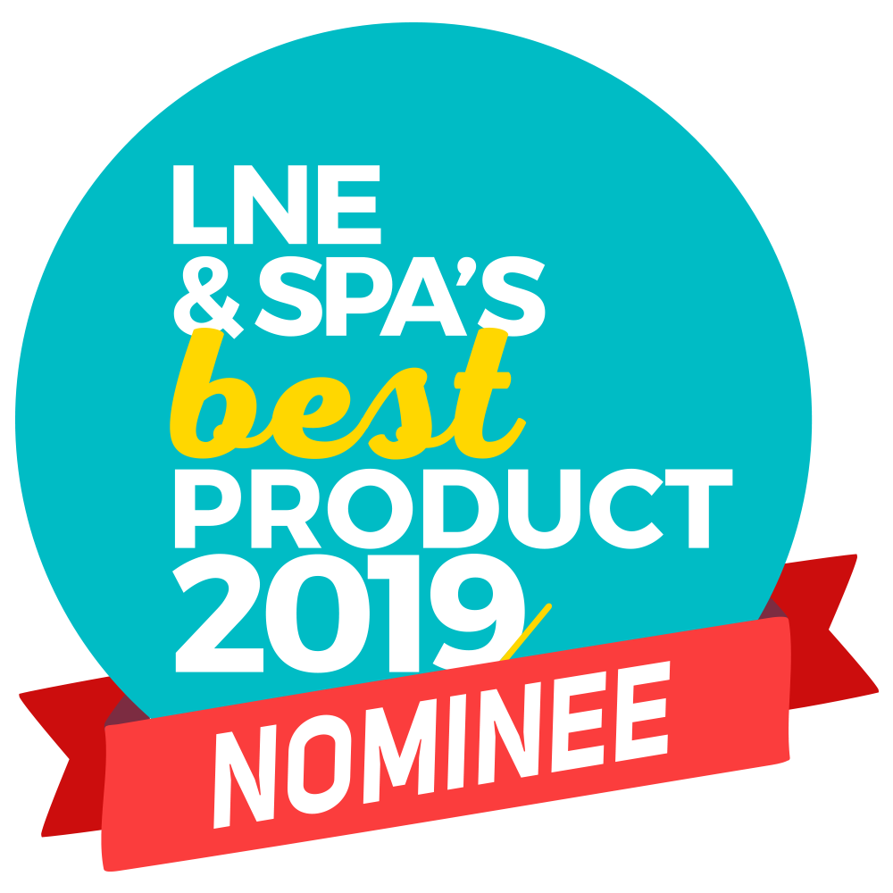 Saltability Nominated for LNE & Spa Best Product 2019 Award