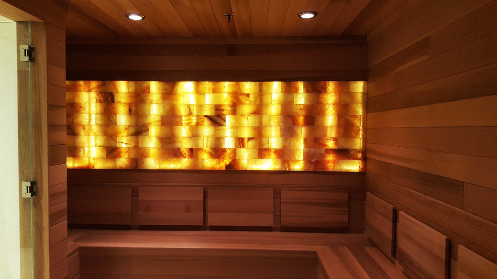 Langham Place New York Enhances Chuan Body + Soul Spa with Saltability-Touch America Himalayan Salt Wall