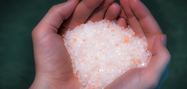 NOURISH YOUR SKIN WITH HIMALAYAN SALT