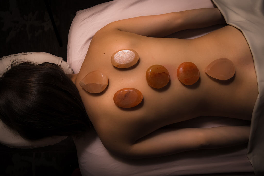 Sun Valley Resort Adds Saltability Himalayan Salt Stone Massage to Spa Menu