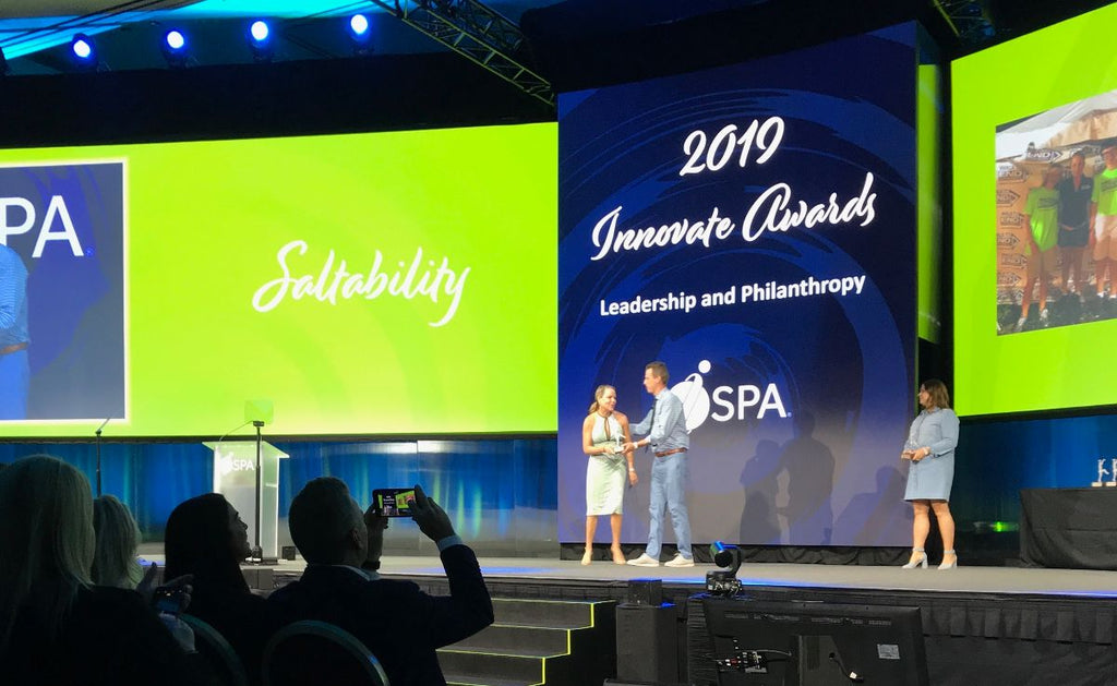 Ann Brown Honored to be 2019 International Spa Association Innovation Award Winner