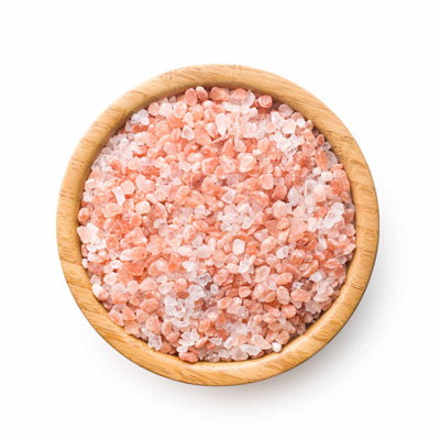 Bowl Himalayan salt