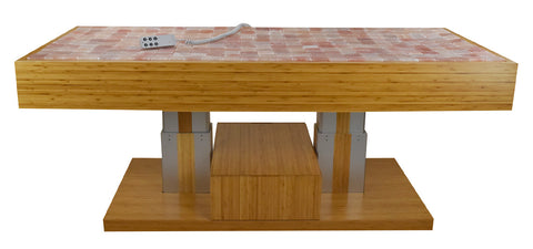 Saltability Himalayan salt table for massage