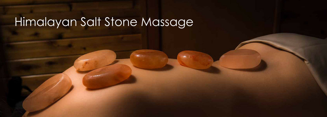 Himalayan Salt Stone Massage