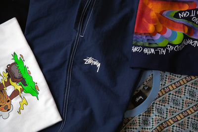 Collection Overview: Stüssy Spring '21