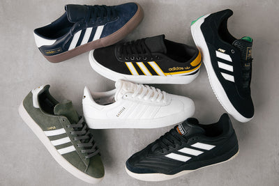 adidas Skateboarding: New In Footwear 2021
