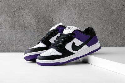 Nike SB Dunk Low Pro 'Court Purple'