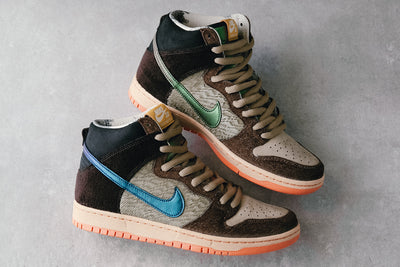 Nike SB x Concepts Dunk High 'Turdunken'