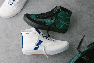 Vans x Quasi Crockett High Pro