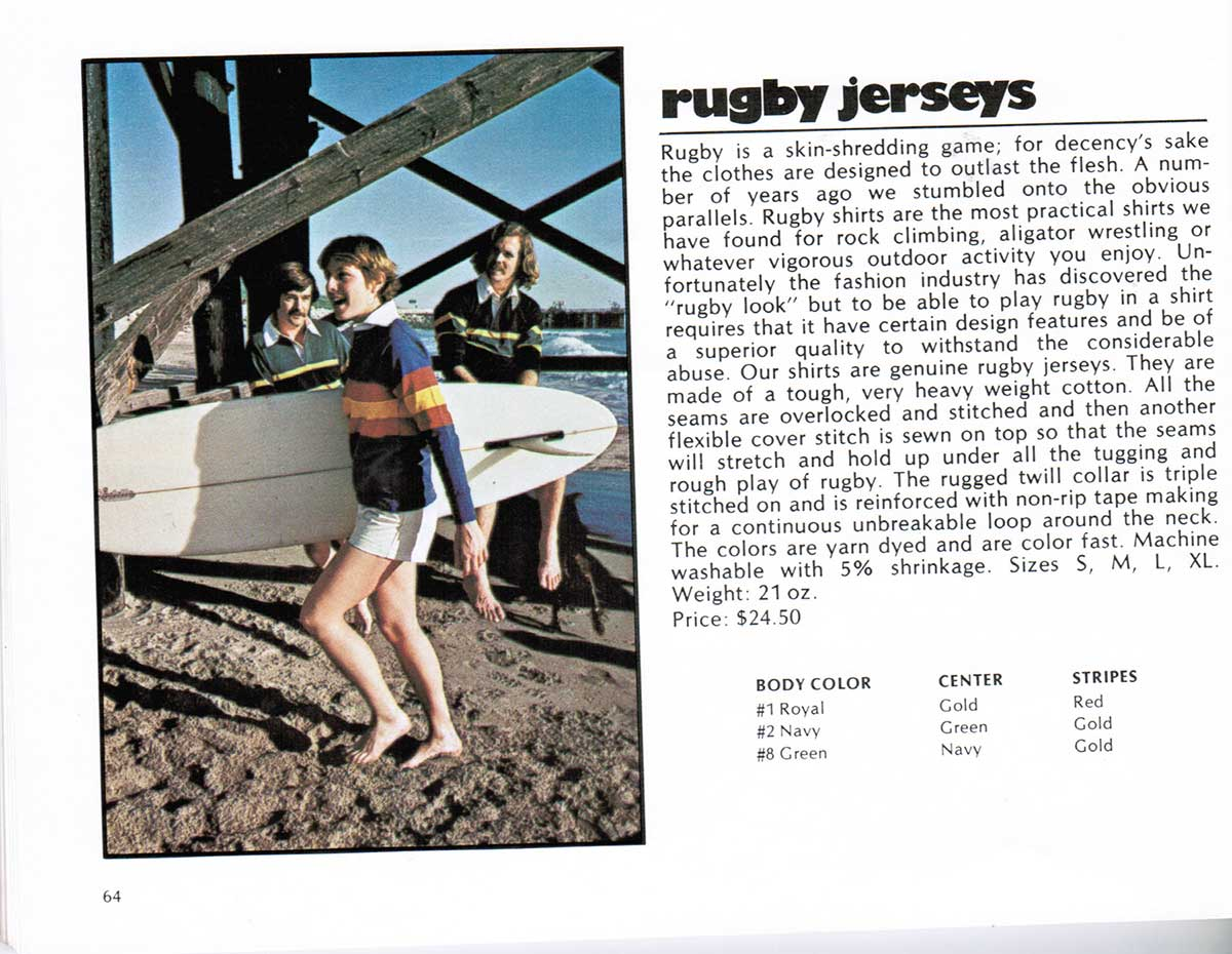 Patagonia and the Rugby Shirt   Flatspot