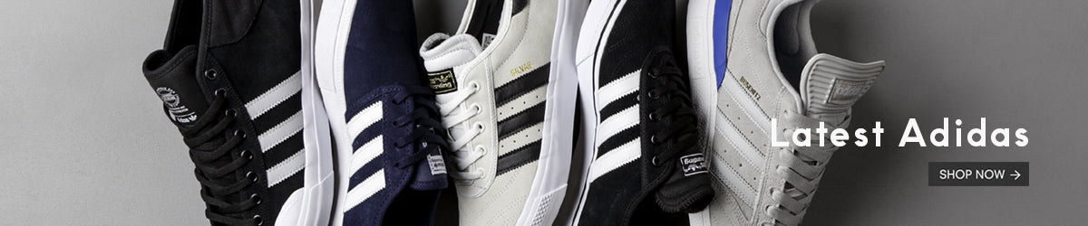 lastest adidas skateboarding shoes