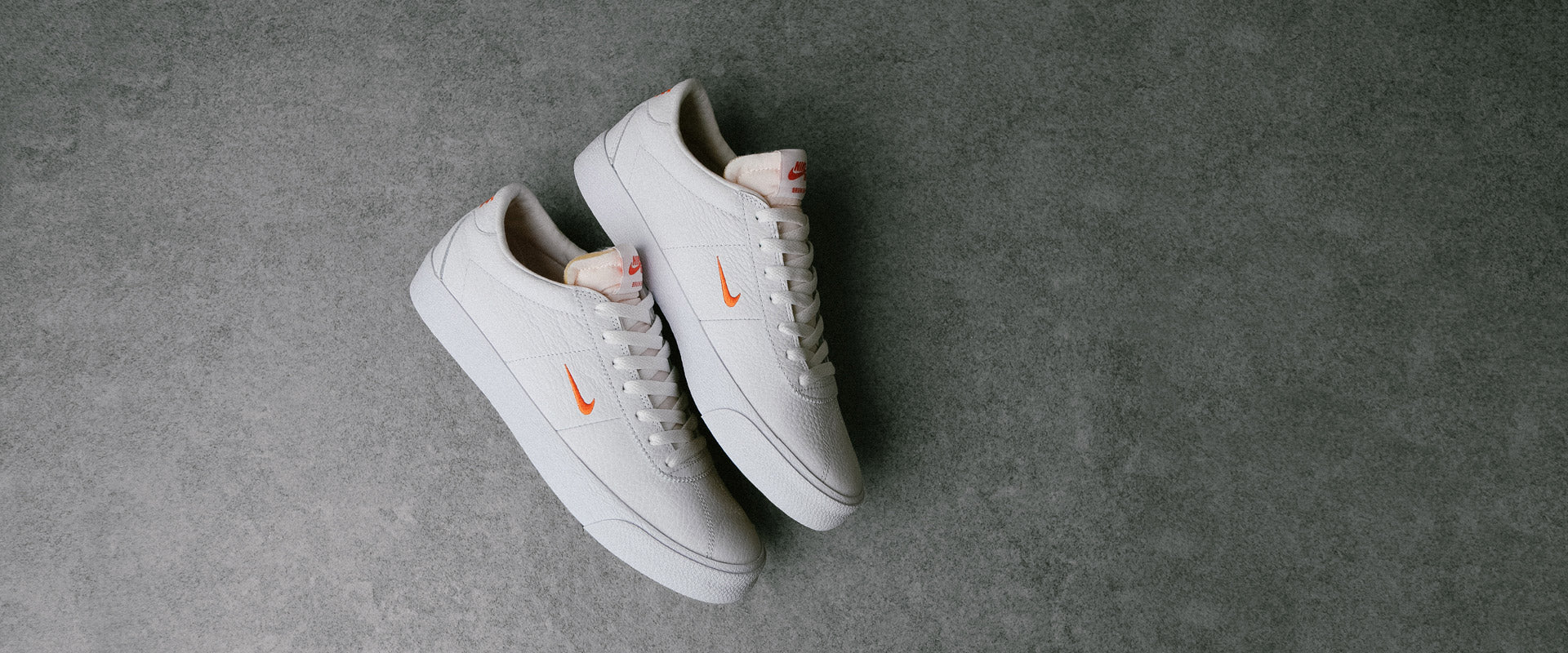 Nike SB Bruin Ultra - White / Team Orange
