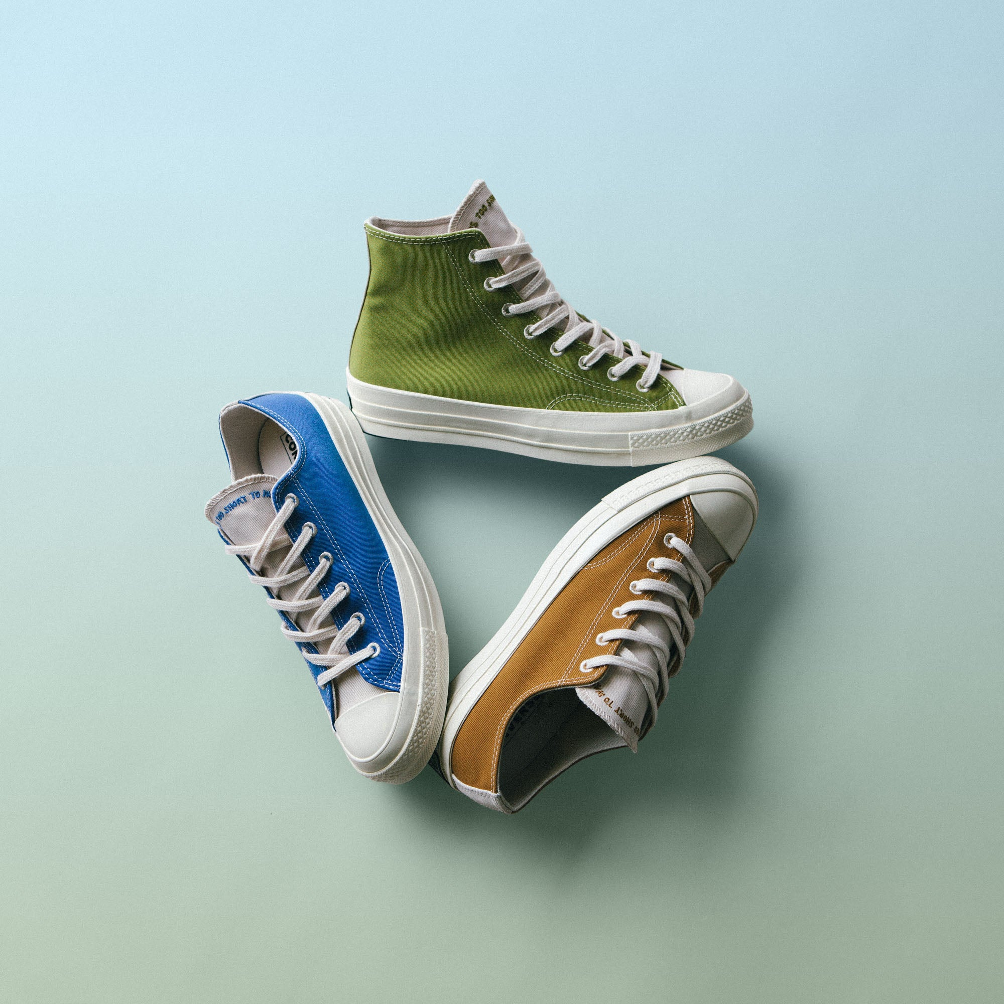 Converse 70's Renew Shoes: Sustainable Footwear | Flatspot