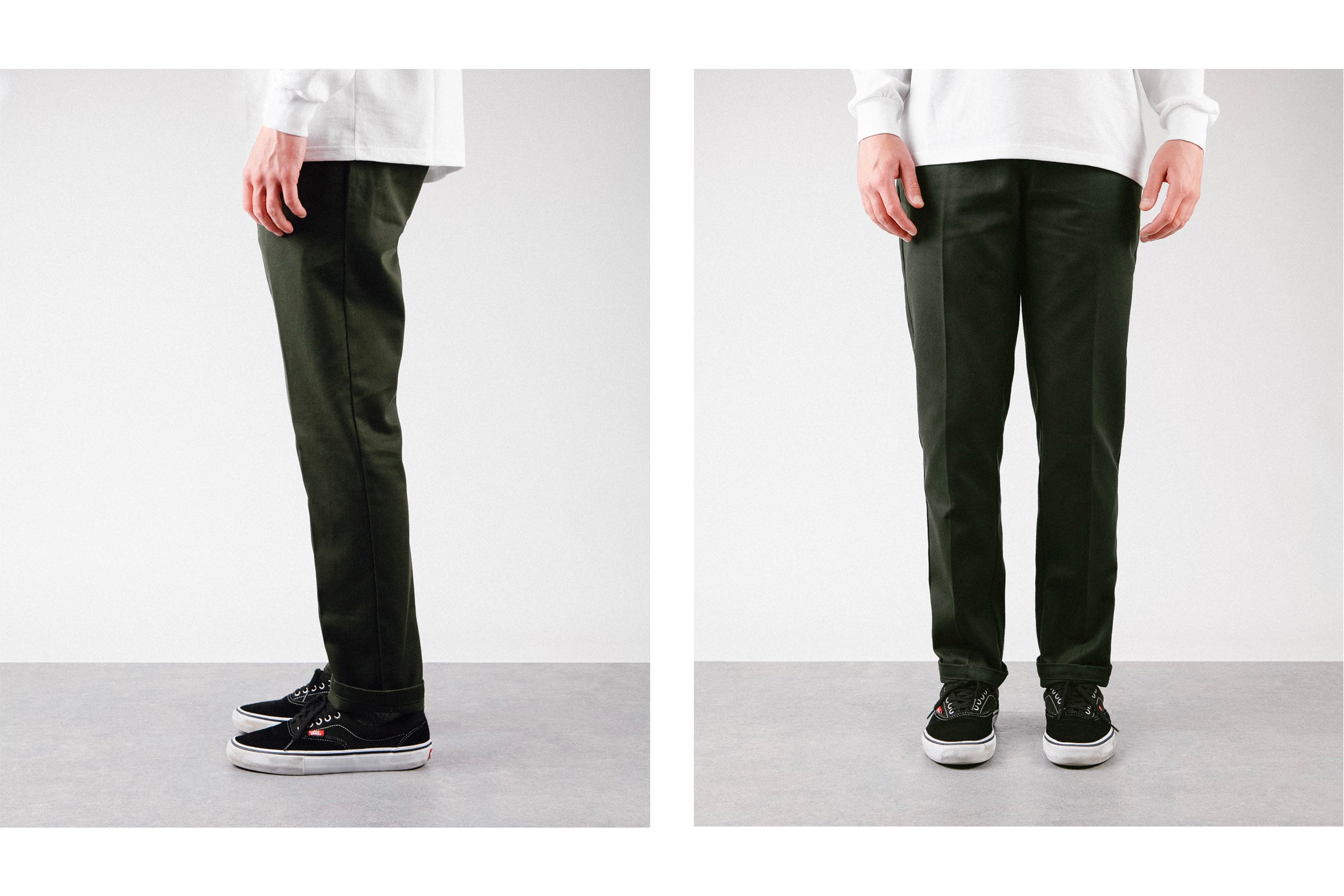 Fit Guide : Dickies 872 Trousers | Flatspot