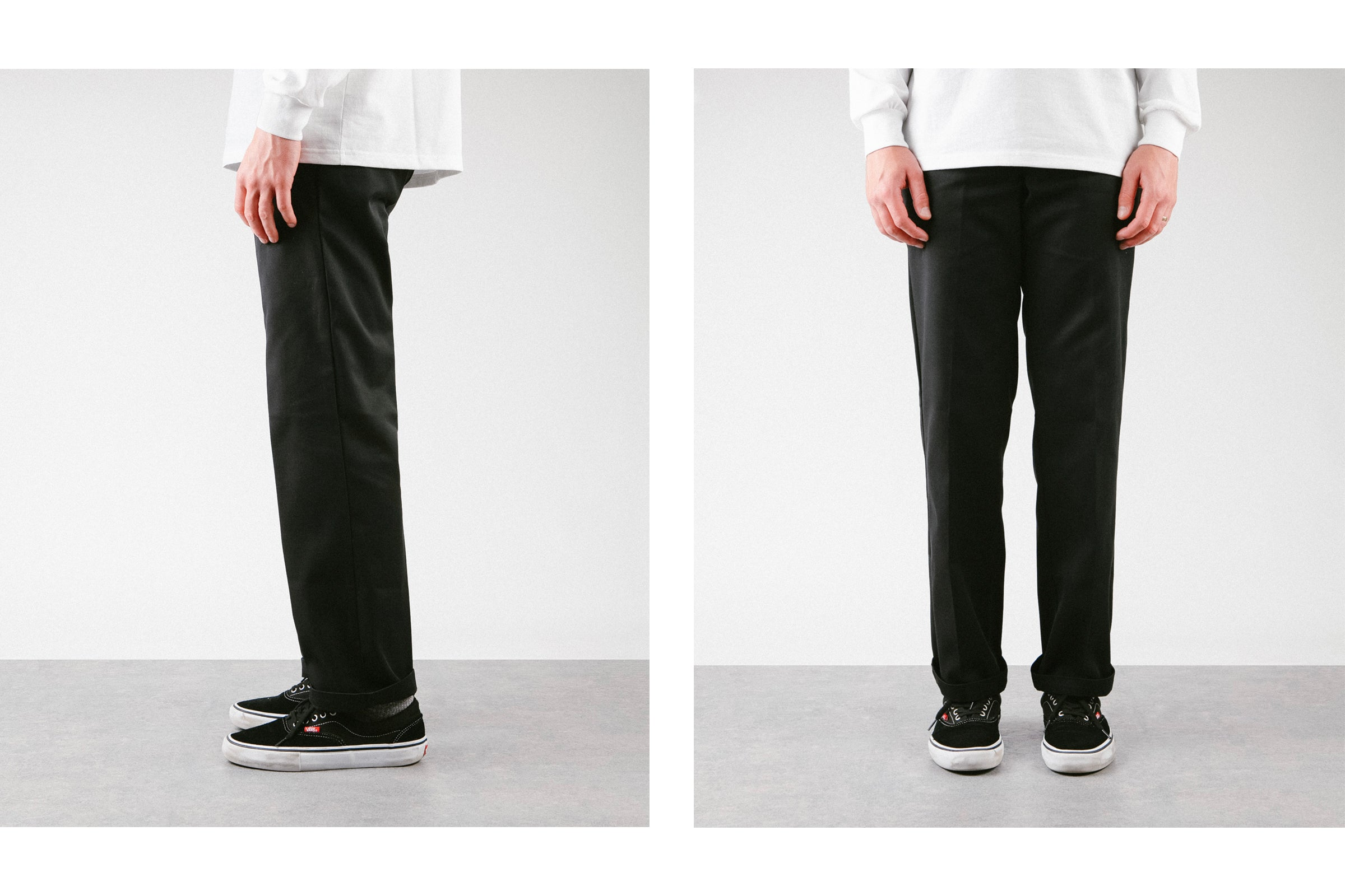 Fit Guide : Dickies 873 Trousers | Flatspot