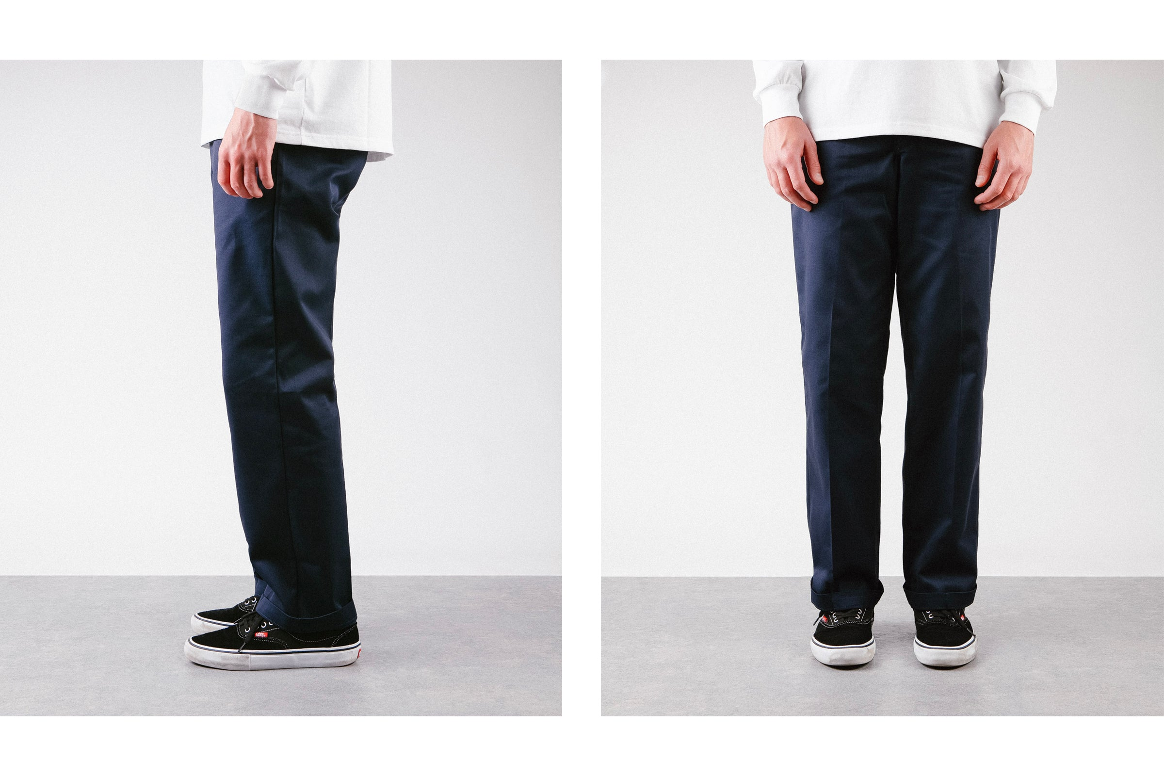 Fit Guide : Dickies 874 Trousers | Flatspot