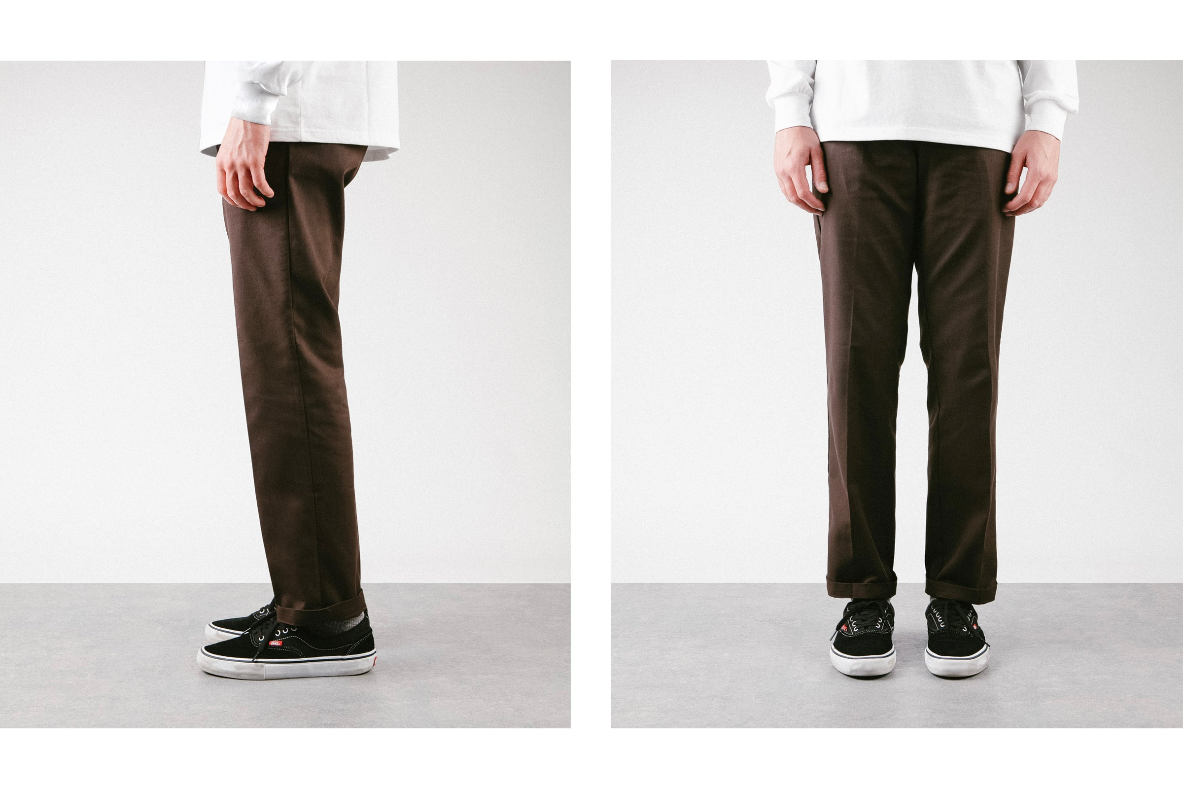 Fit Guide : Dickies 894 Trousers | Flatspot