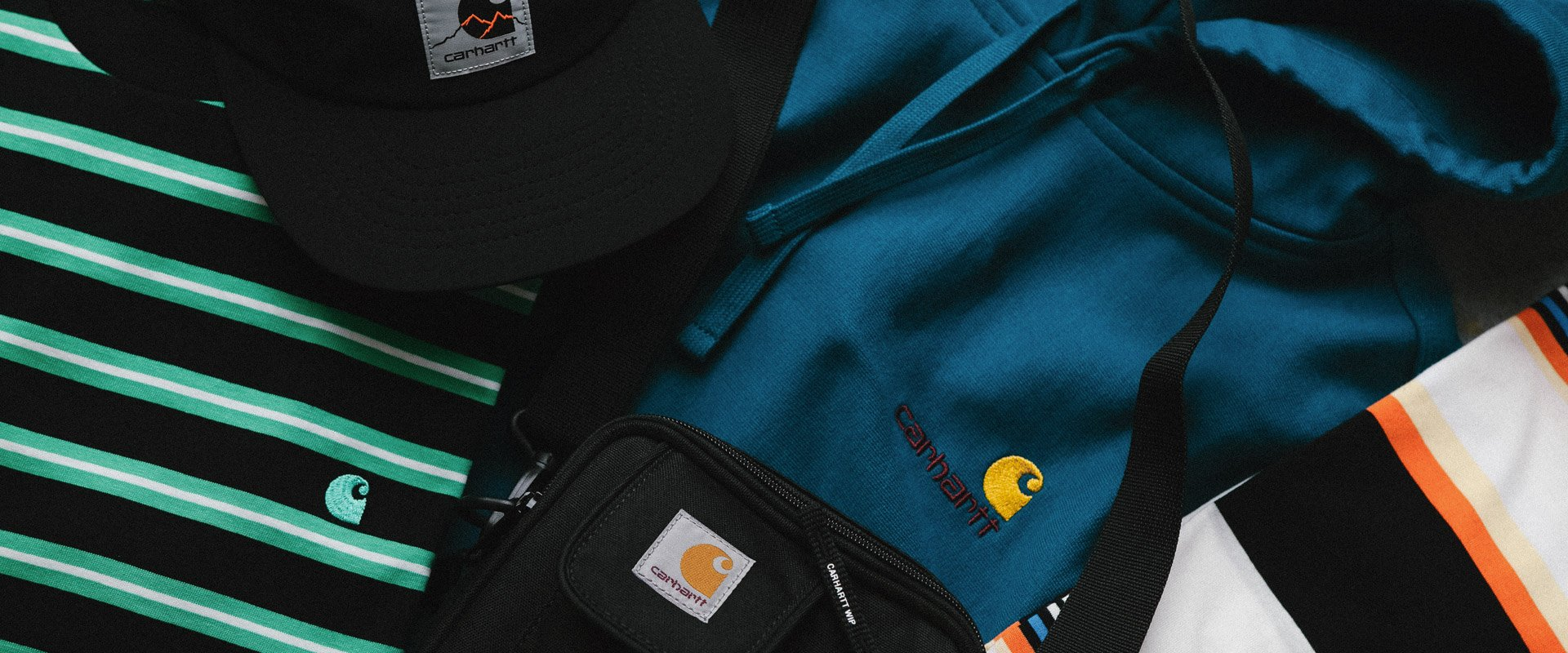Carhartt WIP SS20 Essentials and New Collection