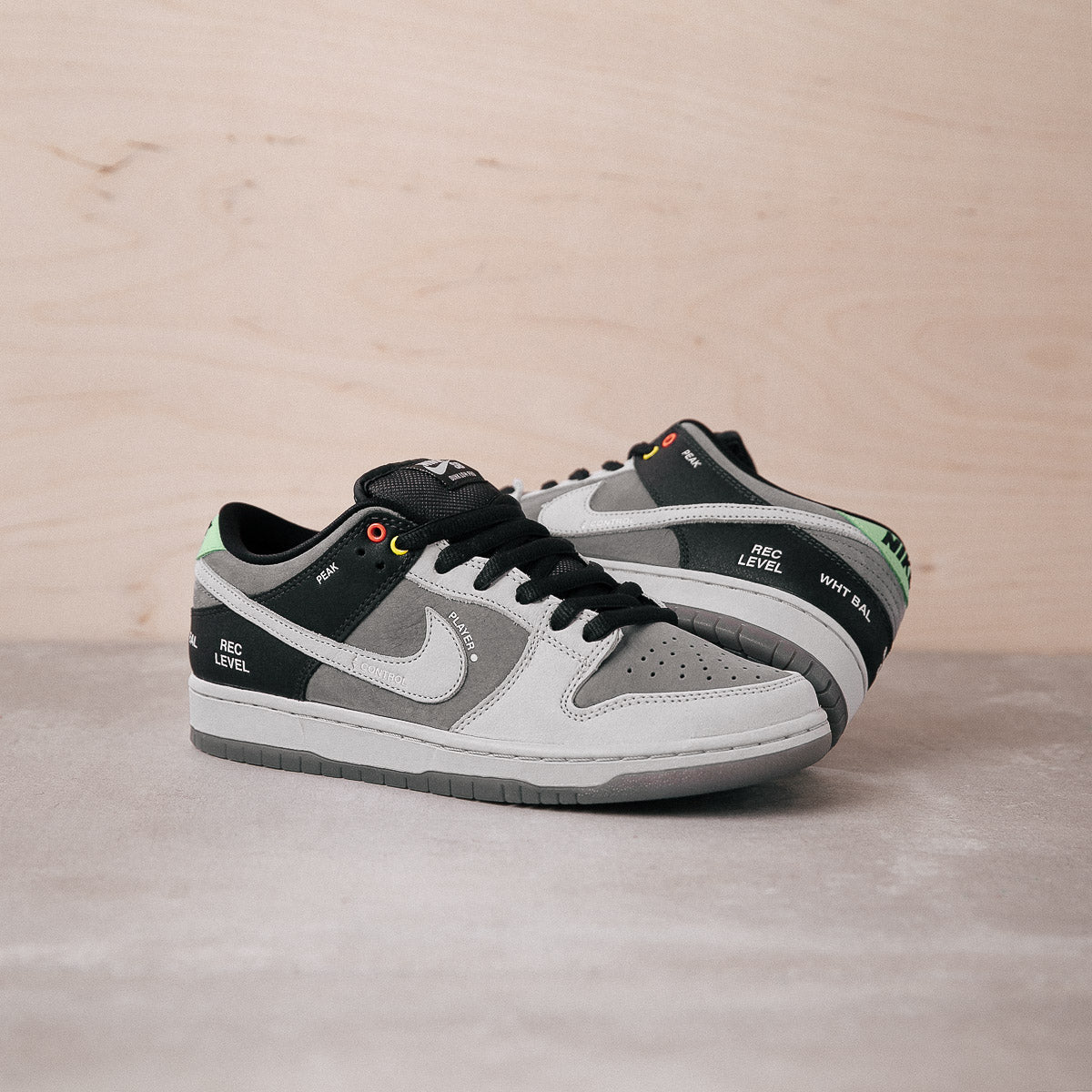 Nike SB Orange Label 'VX1000' Dunk Low Pro | Flatspot
