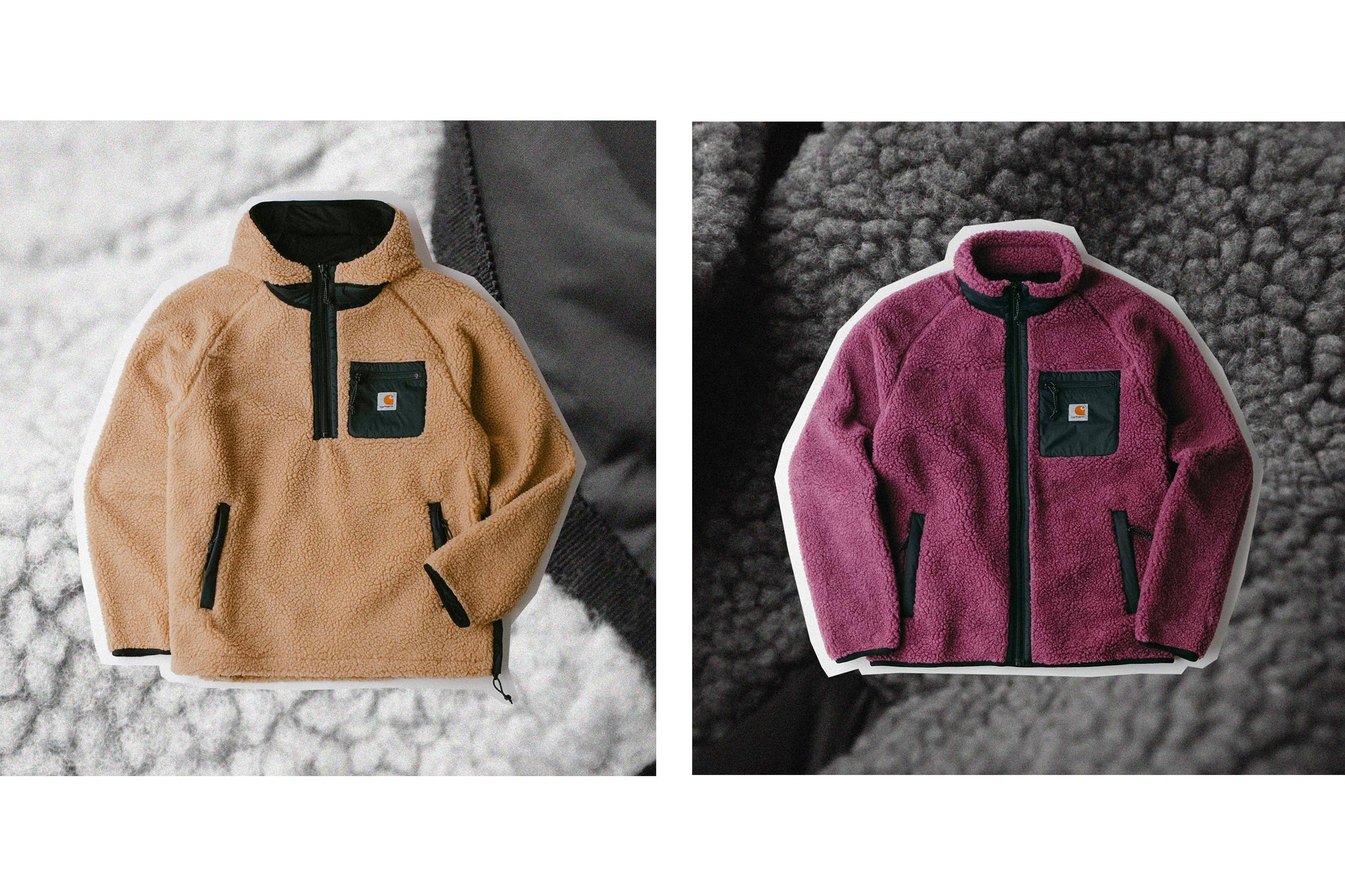 On Trend: Fleece @ Flatspot