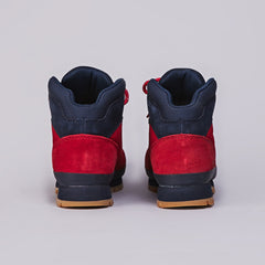 10.Deep X Timberland Nomad Red