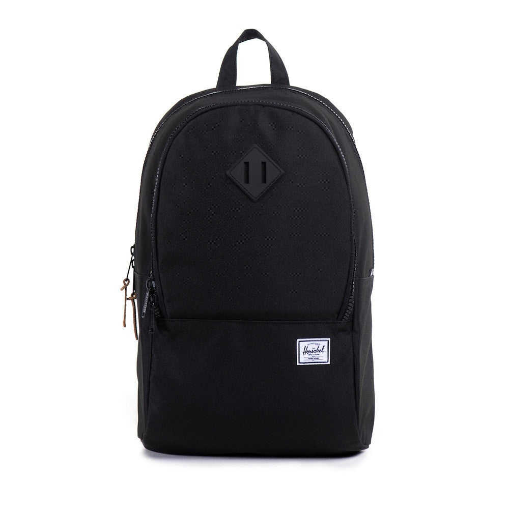 Herschel Nelson Backpack Black / Black Rubber