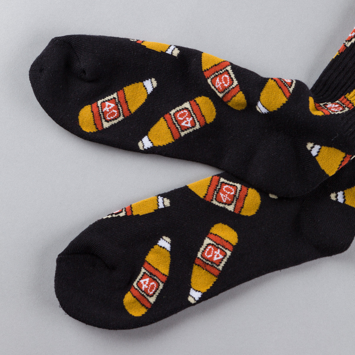 40s & Shorties 40s Socks - Black