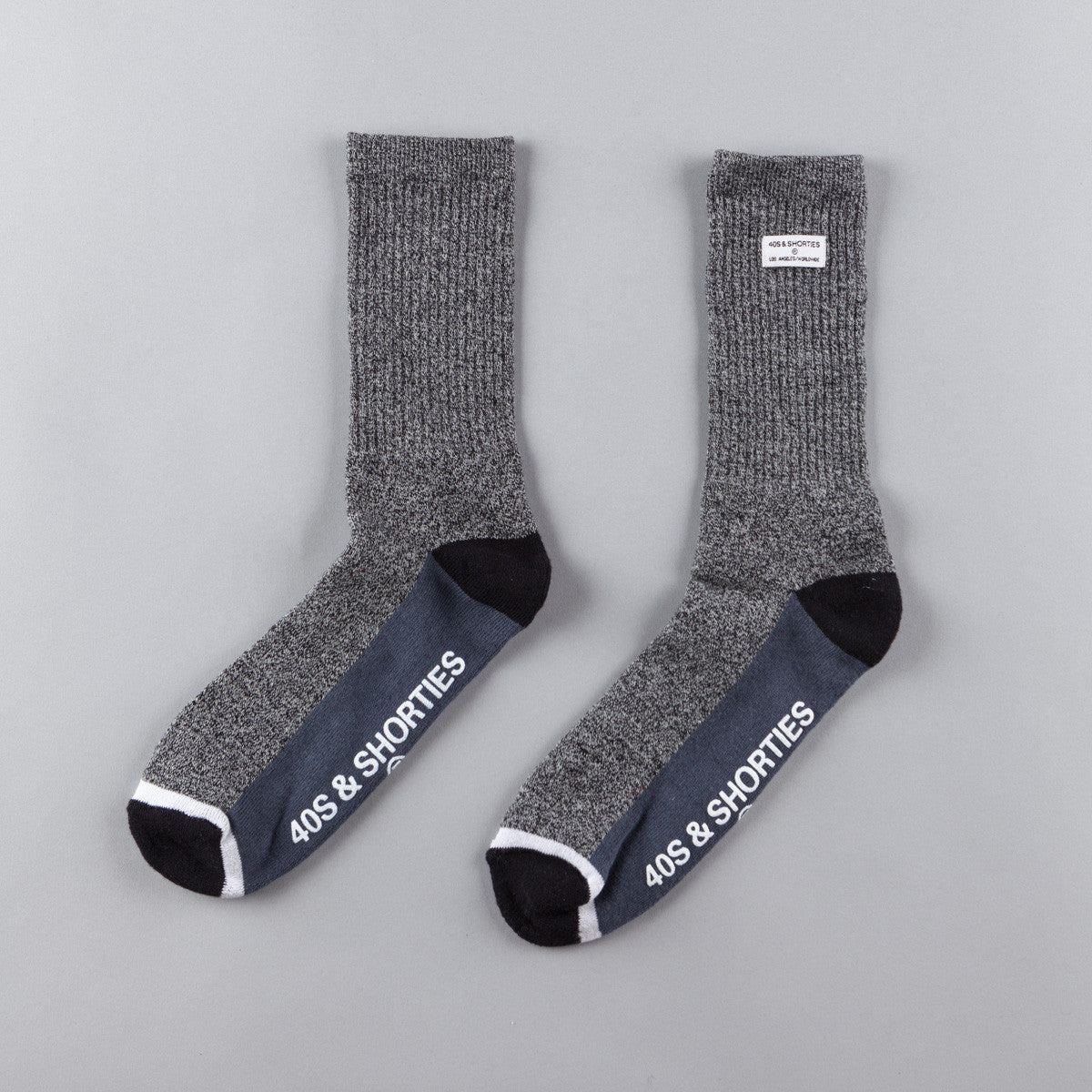 40s & Shorties Fillmore Speckle Socks